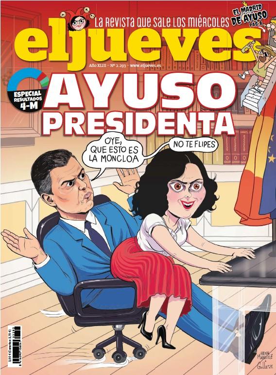 AYUSO PRESIDENTA