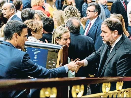 EL CONGRÉS SUPERA UNA ESTRENA MARCADA PER LA CRISPACIÓ
