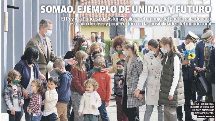 SOMAO, EJEMPLO DE UNIDAD Y FUTURO