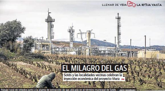 EL MILAGRO DEL GAS