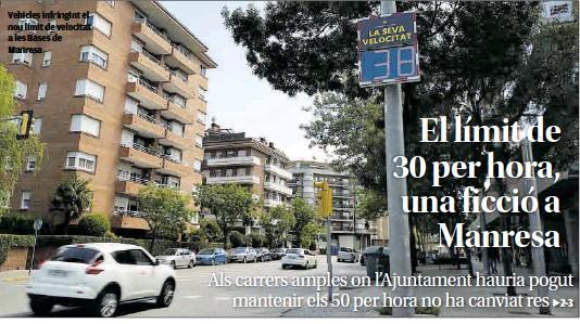 EL RISC DE REBROT RECULA AL BAGES I S'ACOSTA A LA MITJANA DE CATALUNYA