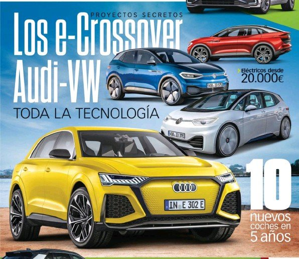LOS E-CROSSOVER AUDI-VW