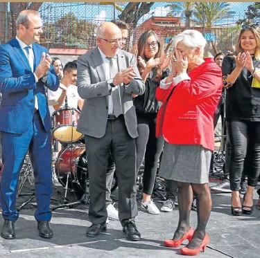SUEÑO CUMPLIDO CONTRA EL PÁRKINSON