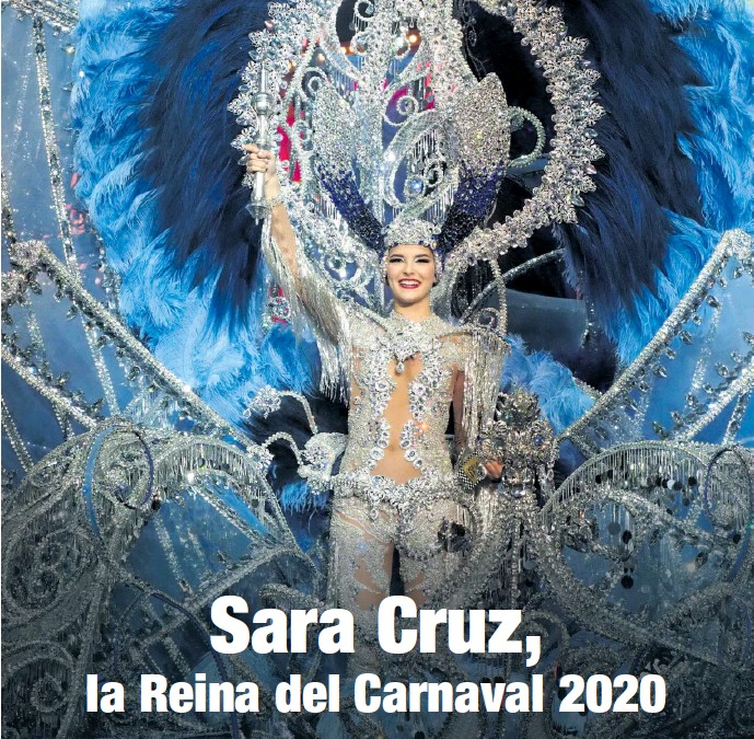 SARA CRUZ, LA REINA DEL CARNAVAL 2020