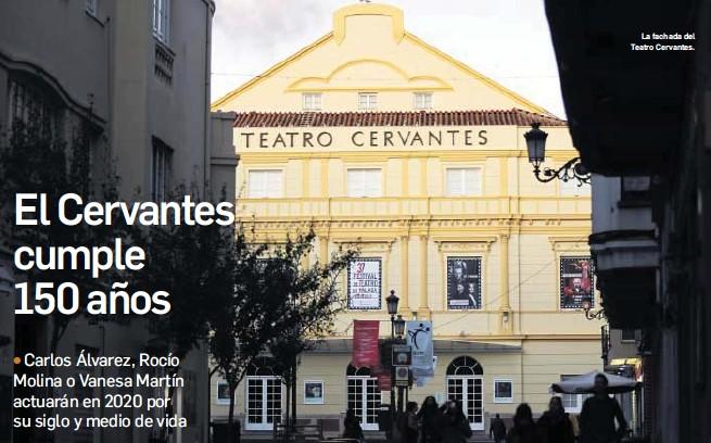 EL CERVANTES CUMPLE 150 AÑOS