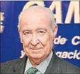 FALLECE JOSÉ ANTONIO QUIROGA, QUE PRESIDIÓ 34 AÑOS LA CÁMARA DE COMERCIO