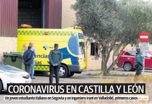 CORONAVIRUS EN CASTILLA Y LEÓN