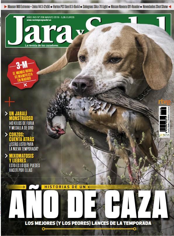 ANO DE CAZA