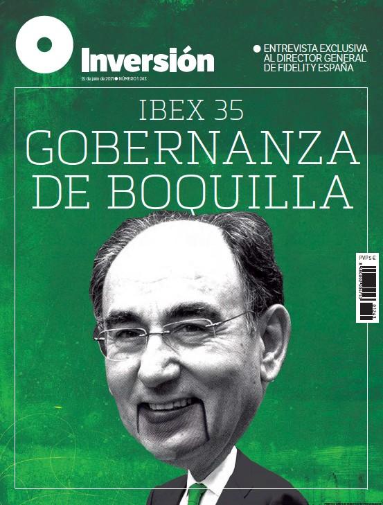 IBEX 35 GOBERNANZA DE BOQUILLA