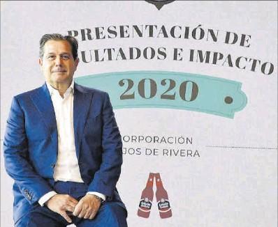 HIJOS DE RIVERA GANA 53 MILLONES Y CREA EMPLEO PESE A VENDER UN 10% MENOS
