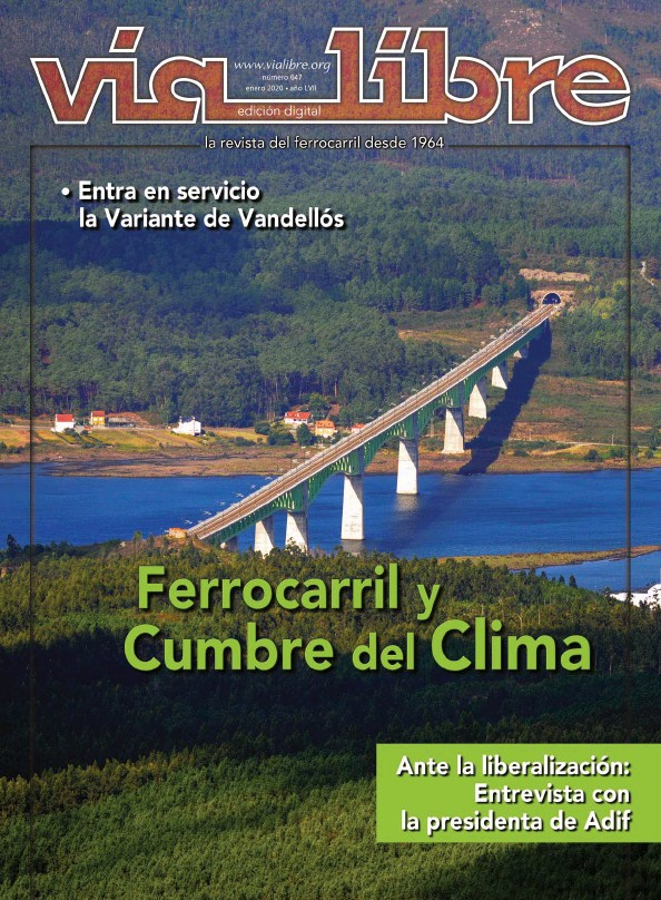 FERROCARRIL Y CUMBRE DEL CLIMA