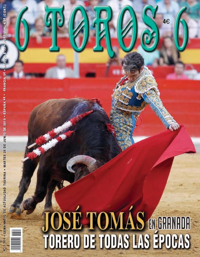 JOSE TOMAS EN GRANADA