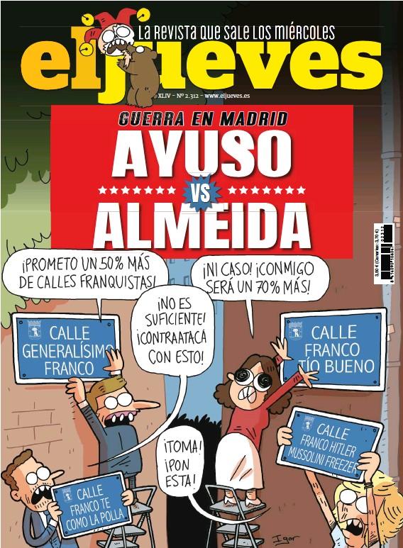 AYUSO VS ALMEIDA