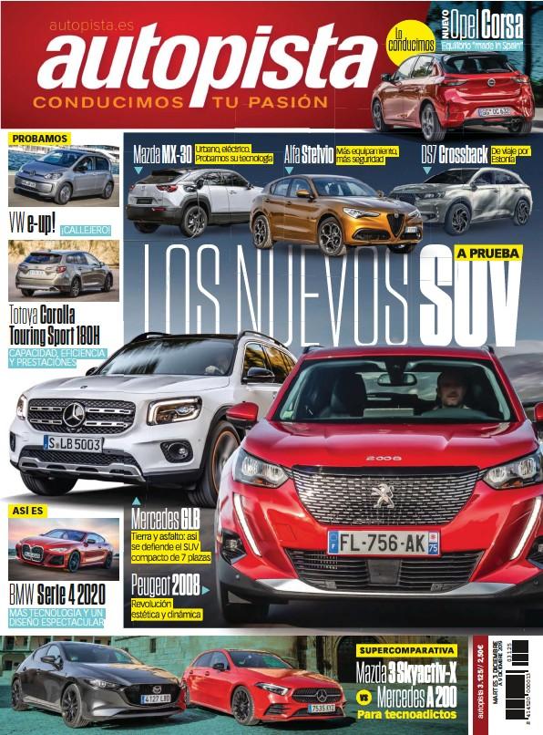 LOS NUEVOS SUV