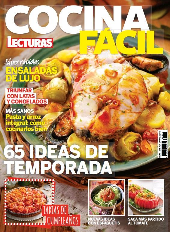 Cocina fácil | 65 IDEAS DE TEMPORADA
