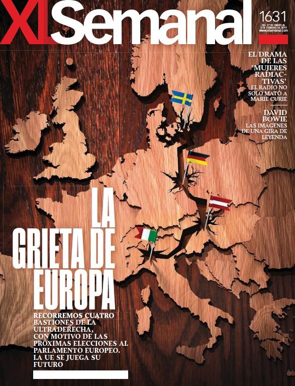LA GRIETA DE EUROPA