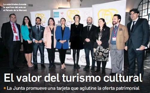 EL VALOR DEL TURISMO CULTURAL