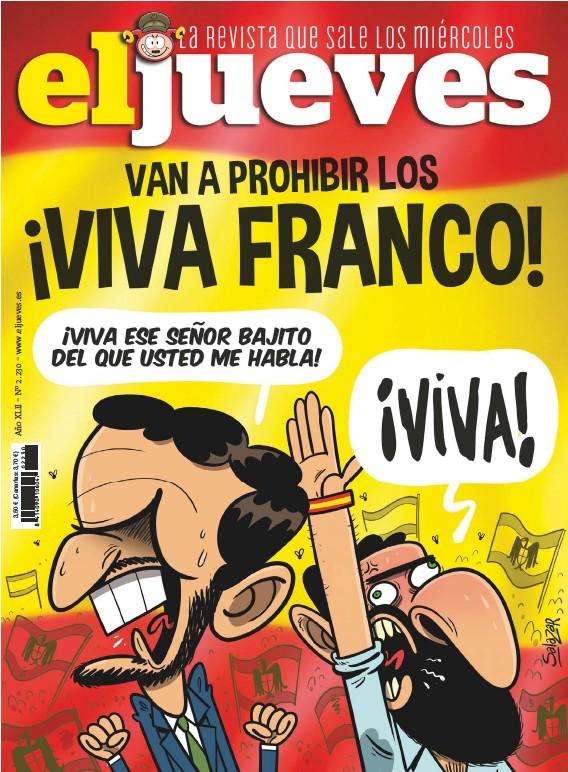 VAN A PROHIBIR LOS IVIVA FRANCO!