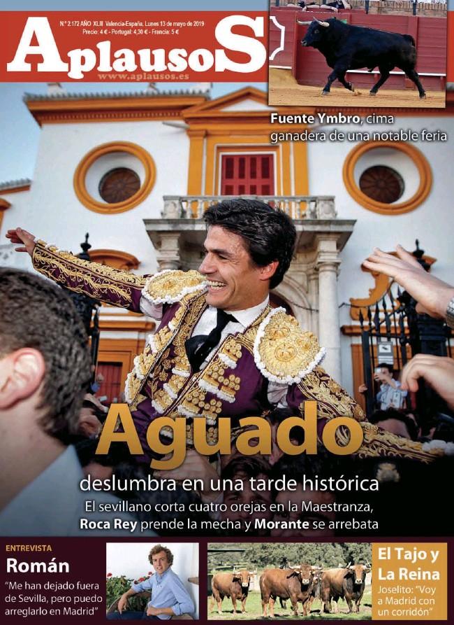 AGUADO DESLUMBRA EN UNA TARDE HISTORICA