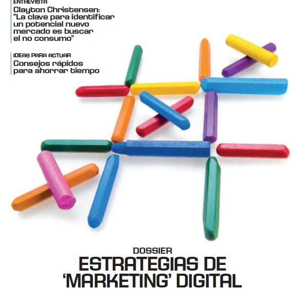 ESTRATEGIAS DE 'MARKETING' DIGITAL
