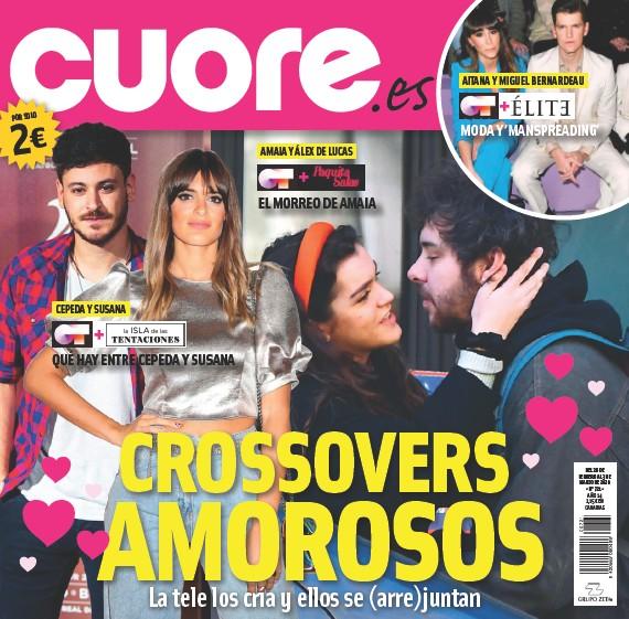 CROSSOVERS AMOROSOS