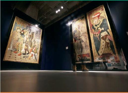 EL RETAULE GÒTIC BRILLA AL MUSEU DE GRANOLLERS