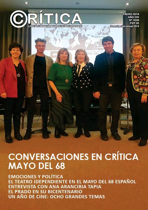 CONVERSACIONES EN CRÍTICA MAYO DEL 68