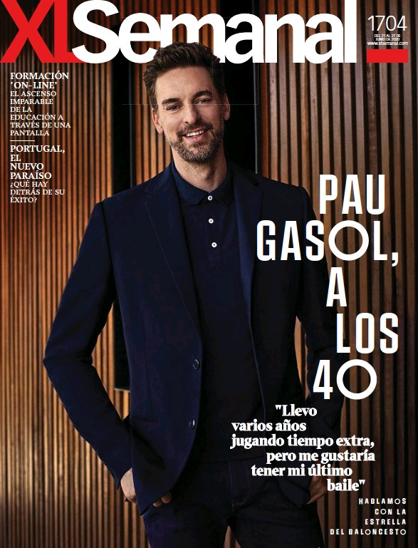 PAU GASOL, A LOS 40