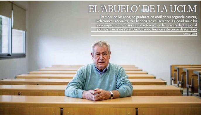 EL 'ABUELO' DE LA UCLM