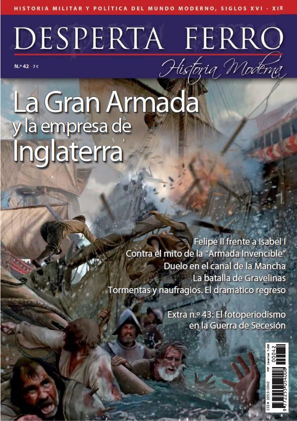 LA GRAN ARMADA Y LA EMPRESA DE INGLATERRA