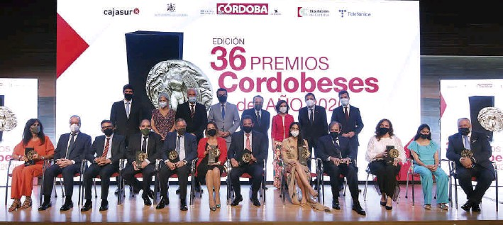 CORDOBESES DEL AÑO 2020