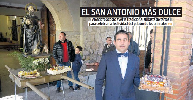 EL SAN ANTONIO MÁS DULCE