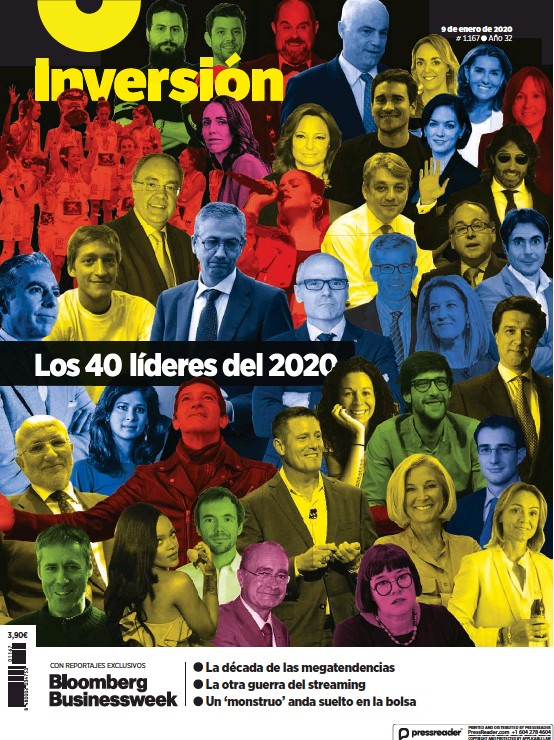 LOS 40 LÍDERES DEL 2020