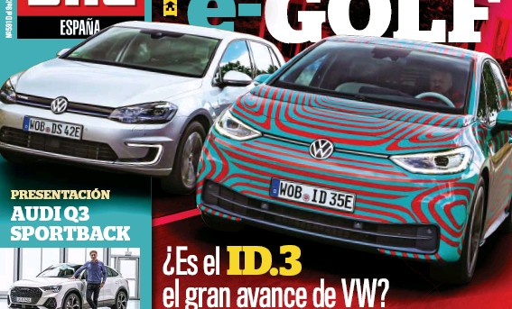 ID.3 VS E-GOLF