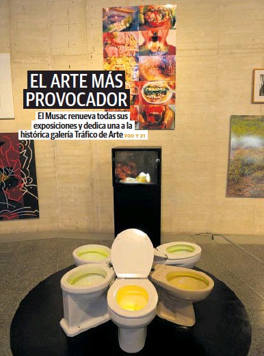 EL ARTE MÁS PROVOCADOR