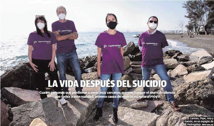 LA VIDA DESPUÉS DEL SUICIDIO
