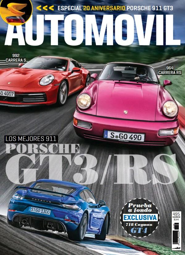 PORSCHE GT3 / RS