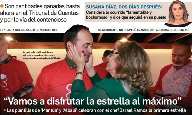 SON CANTIDADES GANADAS HASTA AHORA EN EL TRIBUNAL DE CUENTAS Y POR LA VÍA DEL CONTENCIOSO