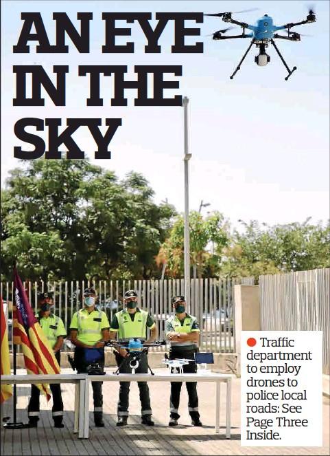AN EYE IN THE SKY