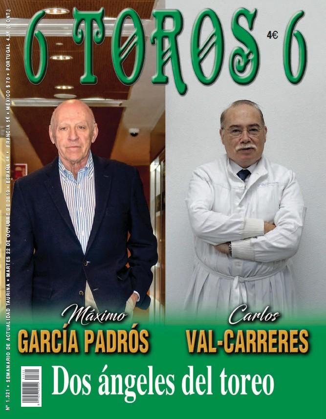 DOS ÁNGELES DEL TOREO