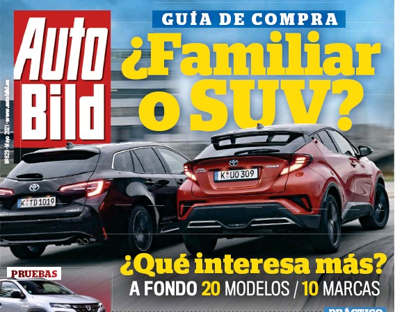 ¿FAMILIAR O SUV?