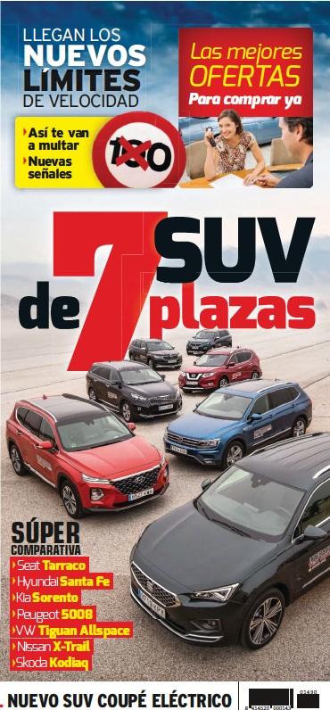 D7E SUV PLAZAS