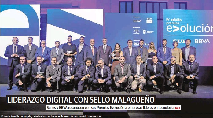 LIDERAZGO DIGITAL CON SELLO MALAGUEÑO