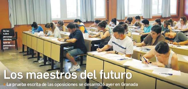LOS MAESTROS DEL FUTURO
