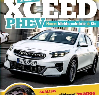 TEST XCEED PHEV