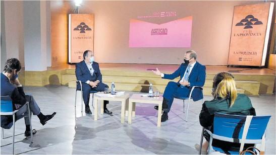 EL ALCALDE AUGUSTO HIDALGO OFRECE LA CAPITAL GRANCANARIA COMO MOTOR DE EMPLEO
