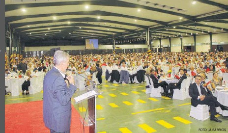 CASI CELEBRA 75 AÑOS DE ÉXITOS EN LA AGRICULTURA