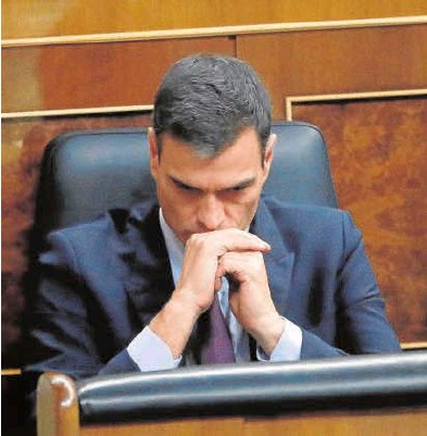 EL INDEPENDENTISMO SENTENCIA LA LEGISLATURA DE SÁNCHEZ