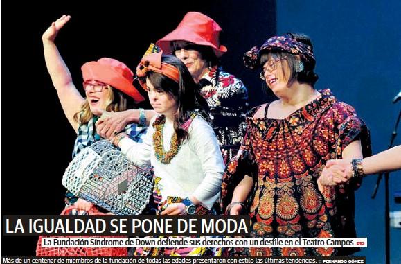 LA IGUALDAD SE PONE DE MODA
