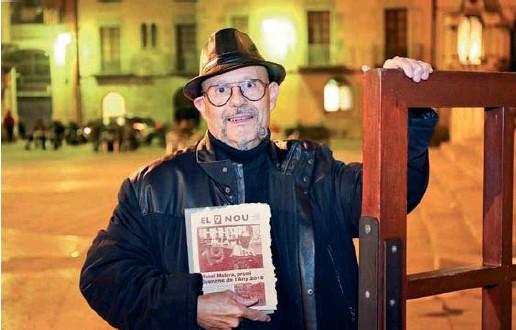 MANEL MOLERA, OSONENC DE L'ANY